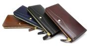 オックスフォード 長財布(L字ファスナー) 「ゴールドファイル」 GP11828 イメージ画像 4コマ