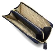 オックスフォード 長財布(L字ファスナー) 「ゴールドファイル」 GP11828 ネイビー 内作り