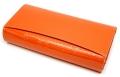 ユリシス 長財布 「ル・プレリー」 NP22013 オレンジ 内作り1