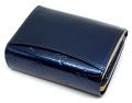 ユリシス 二つ折り財布 「ル・プレリー」 NP22213 ネイビー 裏面
